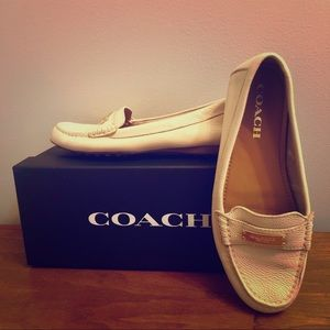 Coach Women's Loafer Size 7.5